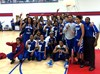 Boys & Girls Basketball Teams Win Open Door Christmas Classic image