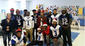 Football: Day of Giving image