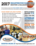 Breakthrough Basketball Camp image