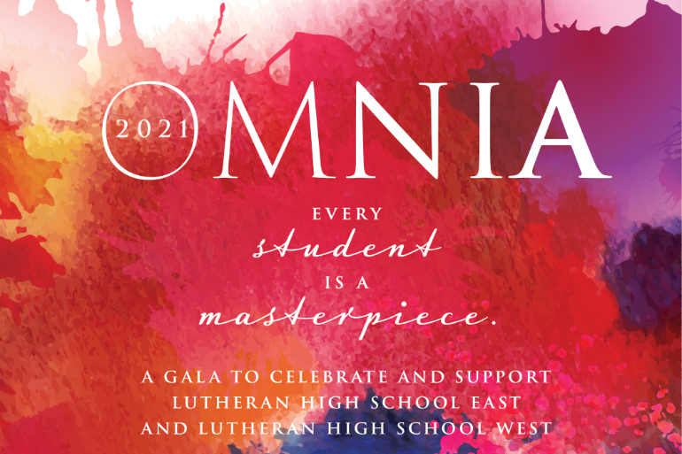 OMNIA, a CLHSA Gala, Coming Up on October 16