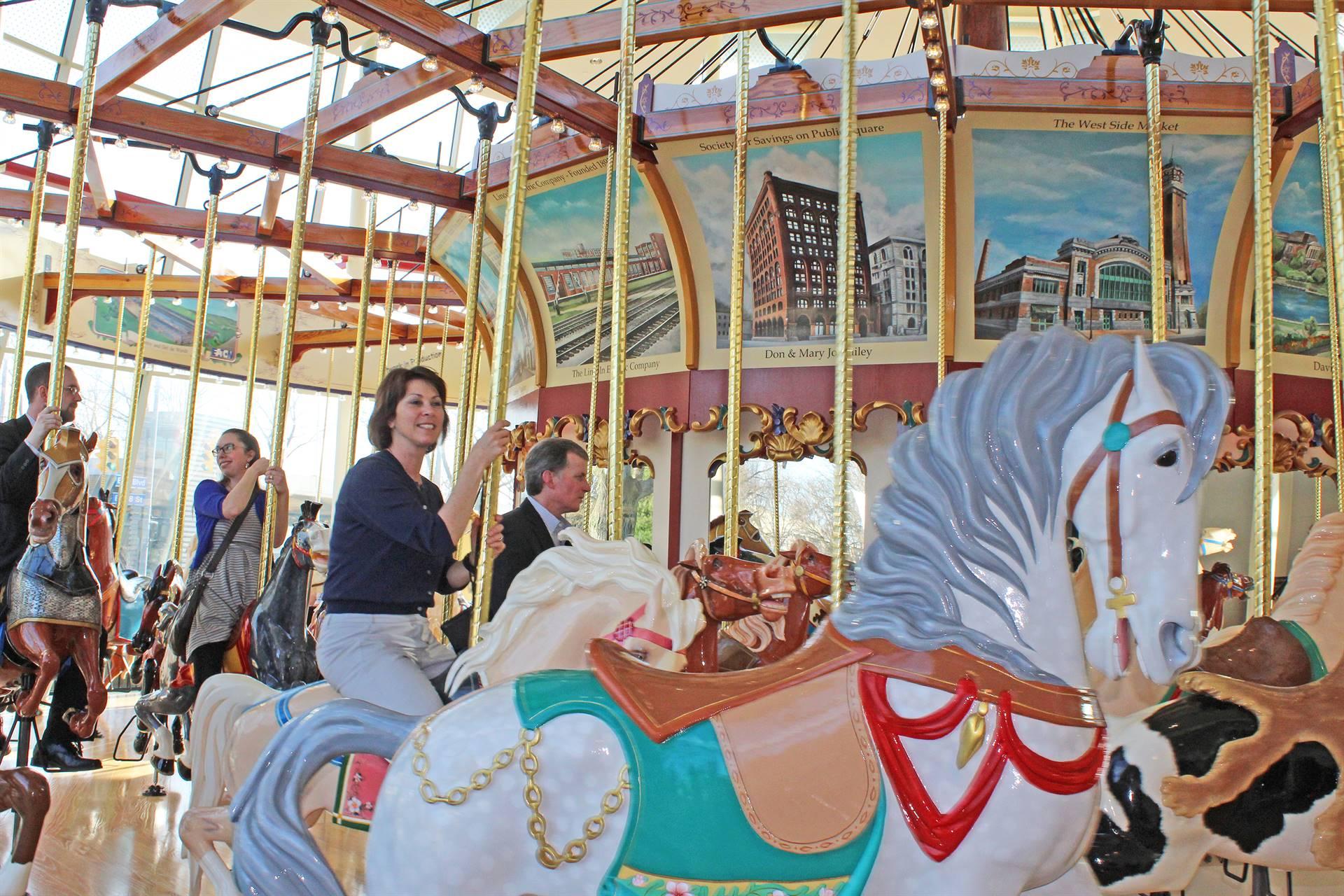 Carousel-Riders