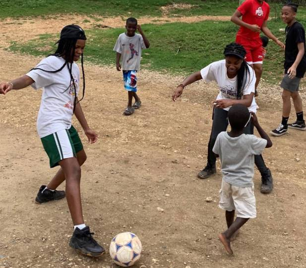 Soccer-Mission