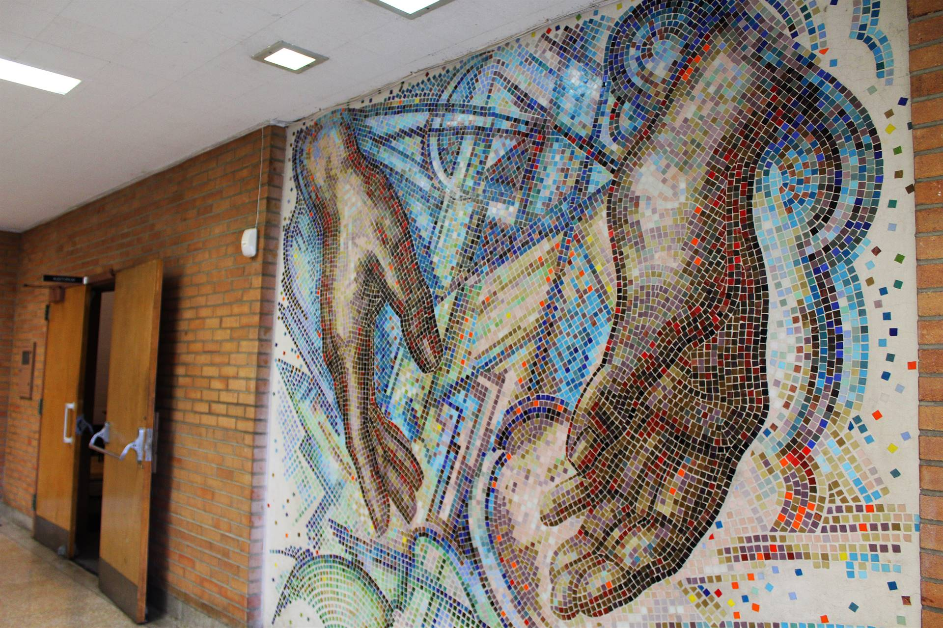Mosaic-hands