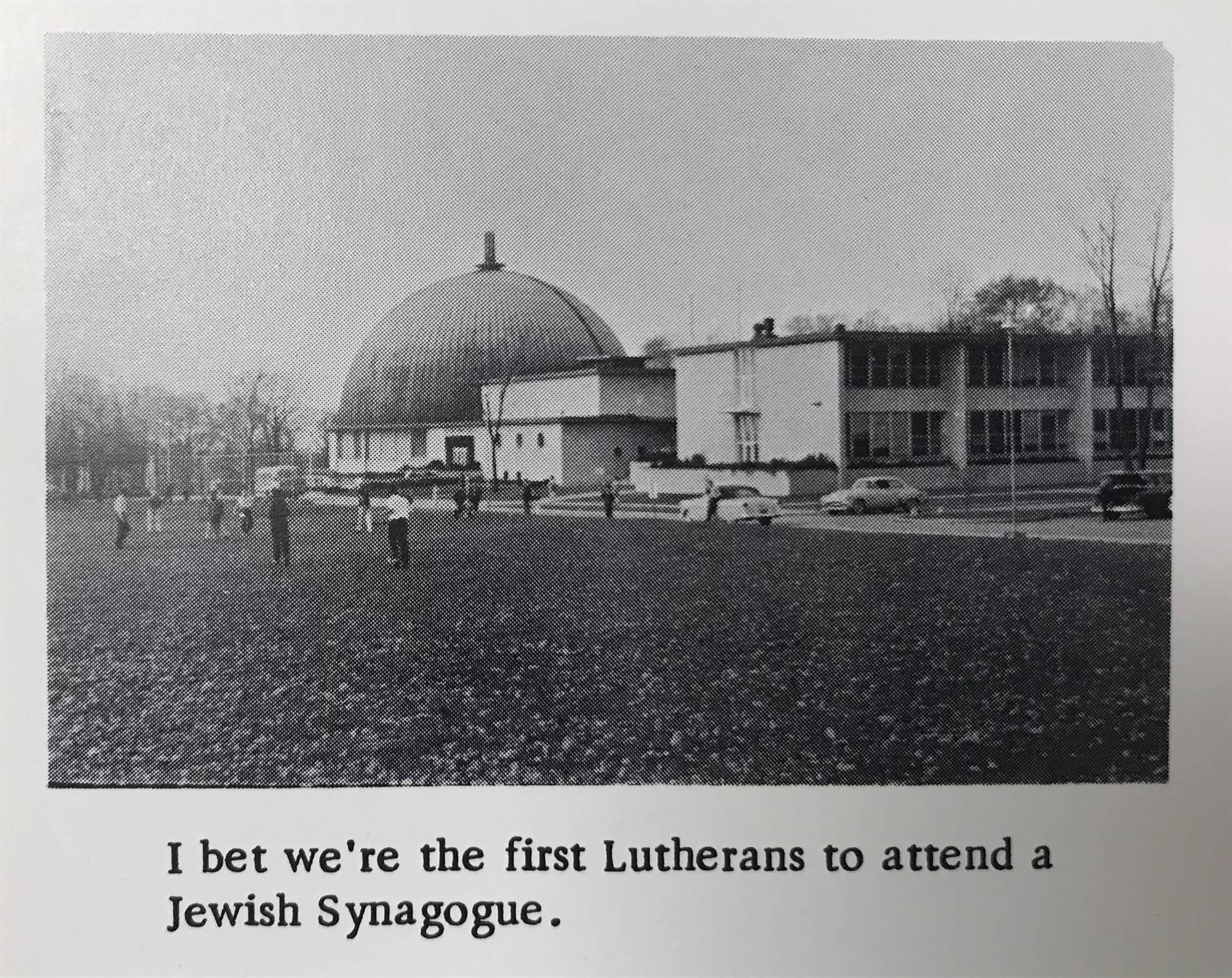 Park-Synagogue